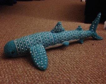 Crochet Whale Shark