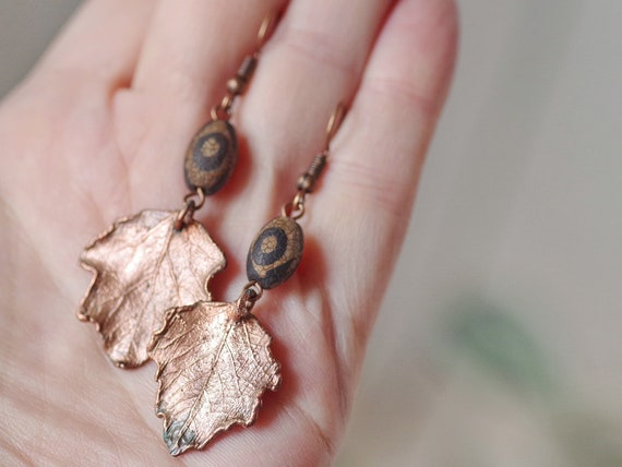 Nature inspired jewelry Elven Earrings Leaf jewelry Gold leaf Earrings,Nature jewelry, Nature Earrings forest jewelry Leaf earrings