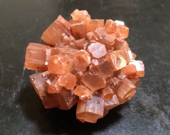 "Aragonite star cluster (1"" - 3"") - raw cluster - healing crystals - brown aragonite cluster - raw aragonite cluster geode - crystal cluster"