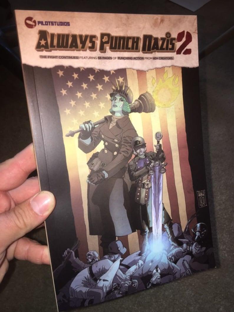 Always Punch Nazis Vol 2 image 0
