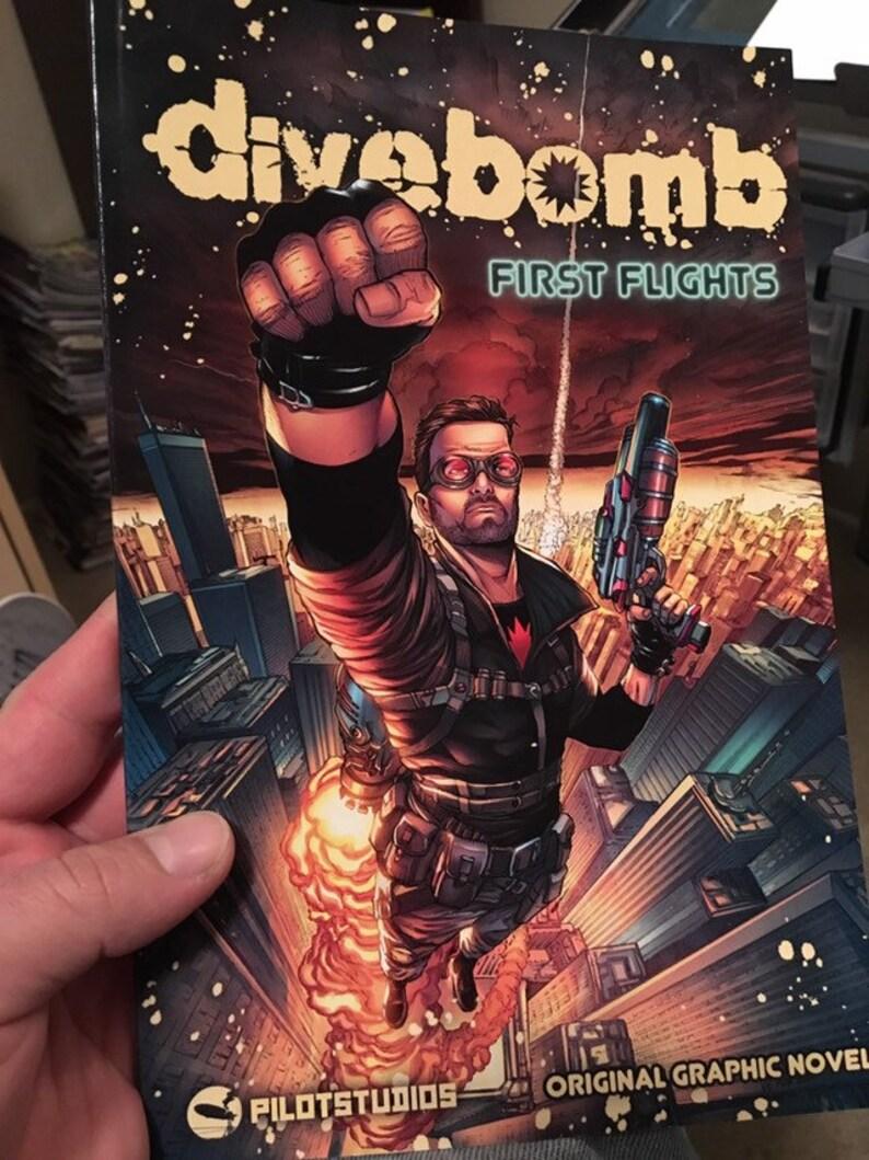 Divebomb: First Flights OGN image 0