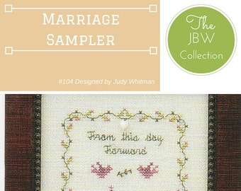 Marriage Sampler - PDF file