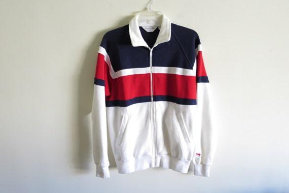 Vintage 80's Christian Dior warm up jacket | Mediu