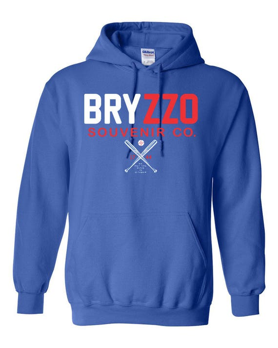 YOUTH BRYZZO Souvenir Company Bryant Rizzo Baseball YOUTH  Tee Shirt 1499