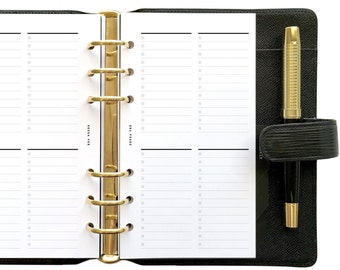 PR 4 Checklist, Printable Planner Inserts [PDF File] v2022