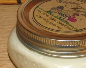 Whipped Tallow in Glass 4 ounces