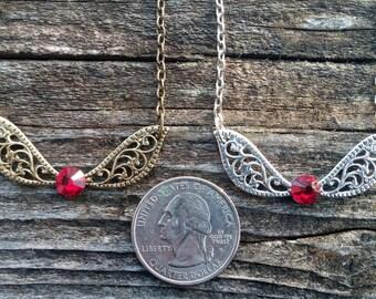 MADE TO ORDER - Fairy Wings - Legend of Zelda Inspired - Harry Potter Inspired - Bracelet/Anklet/Necklace