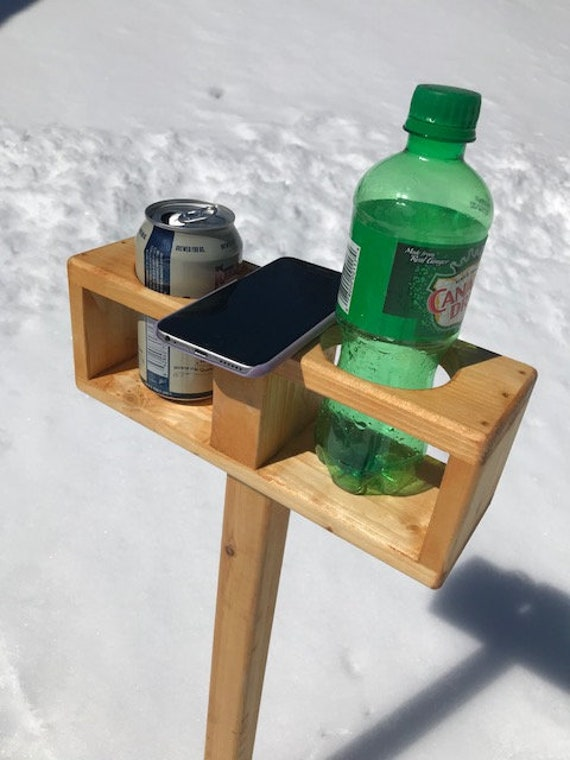 Porte-boissons double