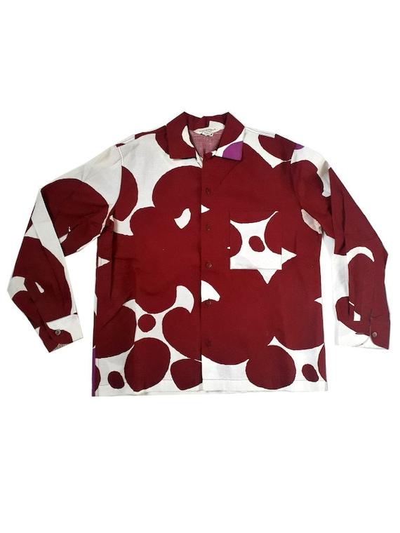 Original Marimekko shirt 1967 Rare