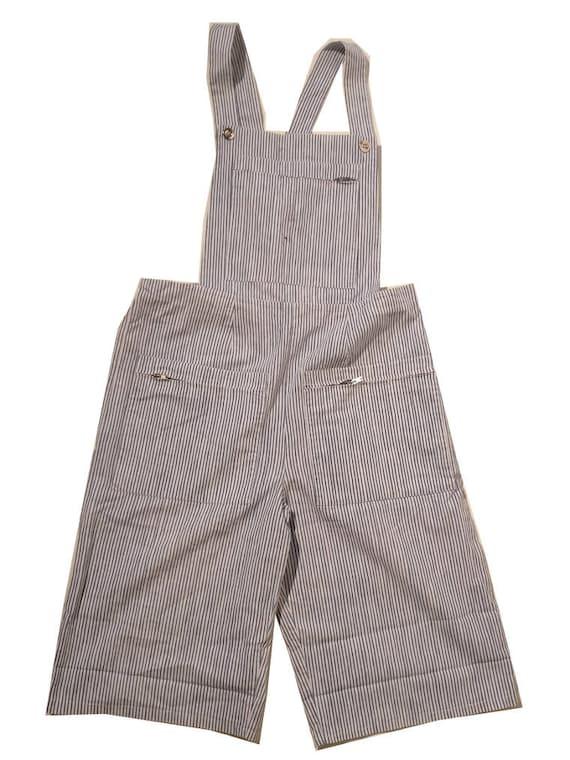 Marimekko vintage overall shorts 70s