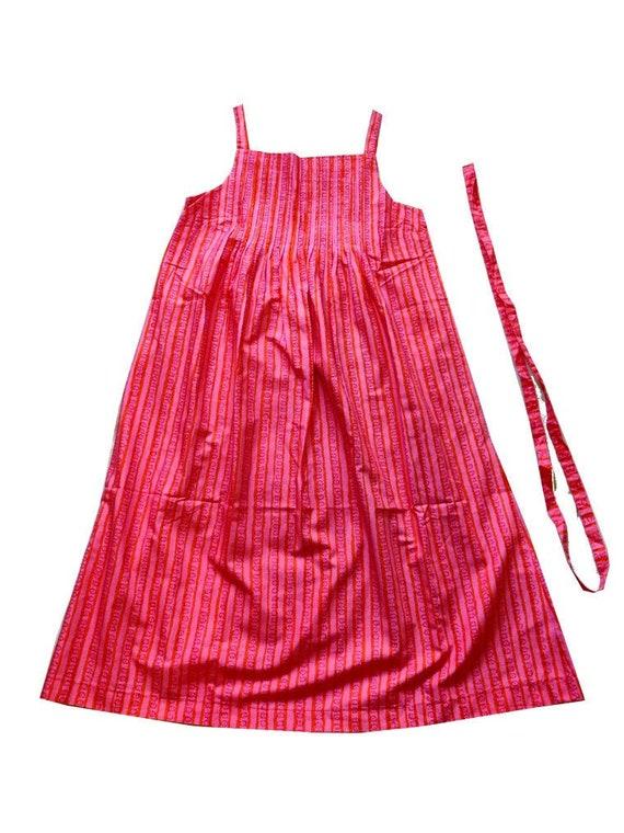 Marimekko original summer dress 80s model