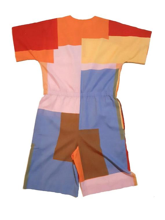 Marimekko original late 80s pantdress - image 2