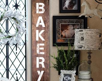 Bakery Sign Digital Art Printable