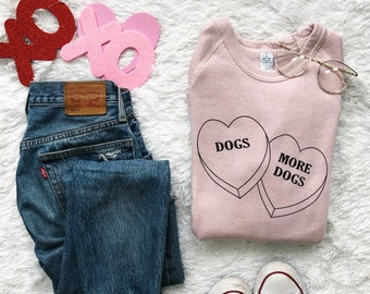 More Dogs Sweatshirt
