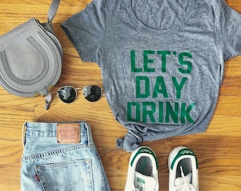 Let's Day Drink shirt