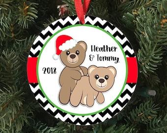 Etsy Christmas Ornaments.Naughty Christmas Ornaments Etsy