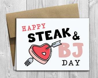 Steak and blowjob dag