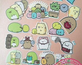 NEW San-X Sumikko Flake Stickers Pack Version1