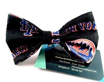 New York Mets Bow Ties Self Tie Bow FREE SHIPPING Mets Self-Tie NWT