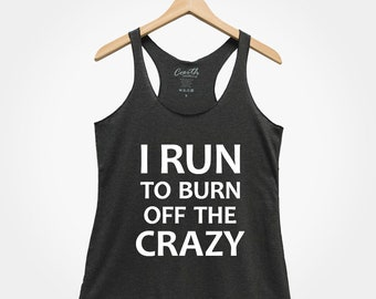I Cook to Burn Off The Crazy-Best Funny Sweatshirt