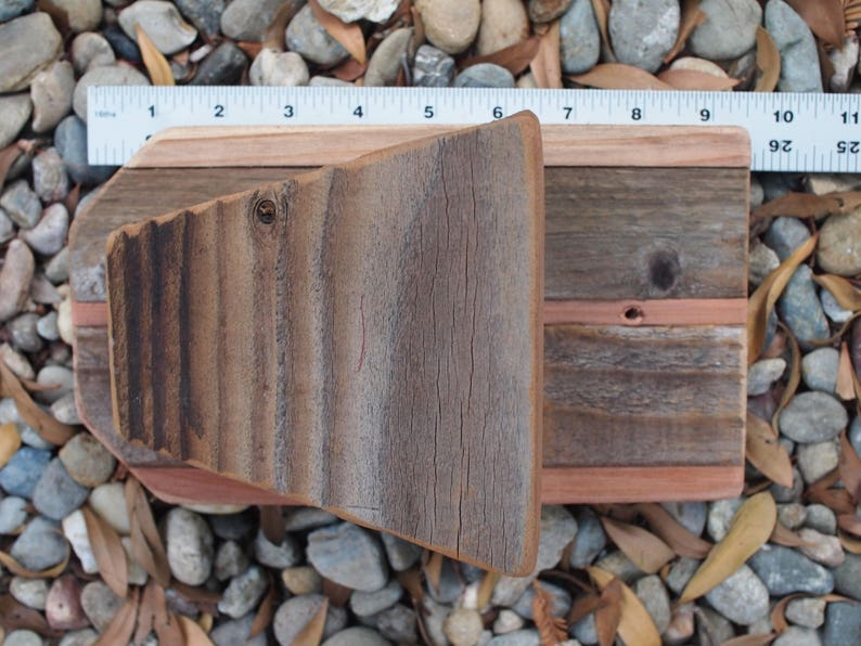 matching Succulent Dish Garden Wall hanging vertical garden repurposed fence board planter rustic decor Reclaimed wood Great wall decor
