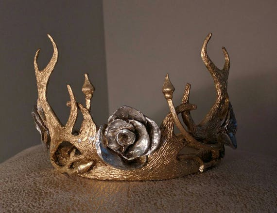 margaery tyrell inspired wedding crown replica game of etsy