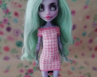Monster High doll clothes / Платье для кукол Monster High