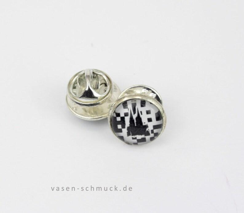 Pin button K\u00f6llner Dom K\u00f6ln hand made