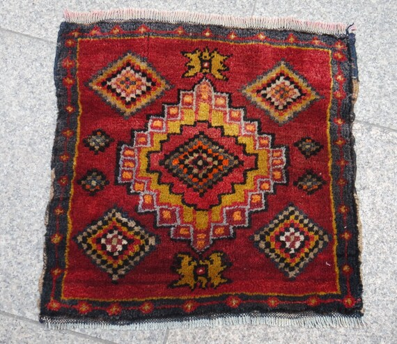 Small Turkish Rug Carpet Rug Decor Vintage Rug Moroccan