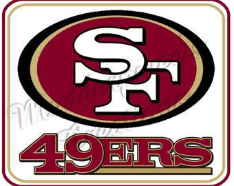 San Francisco 49ers _  Mouse Pad