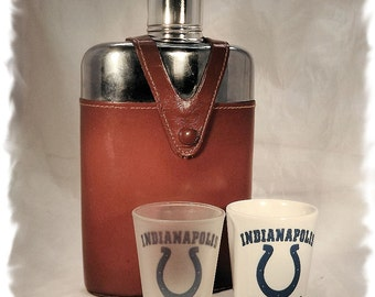 Indianapolis Colts Shot Glass