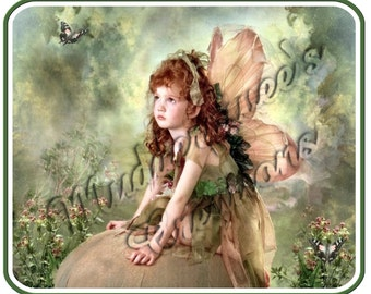 Enchanted Fairy Mouse Pad