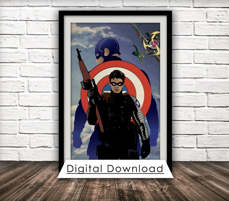 captain america the winter soldier download