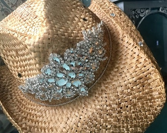 Tea stained cowboy hat 508043baad7b