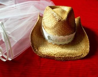 Cowgirl hat veil  1537b2824cac