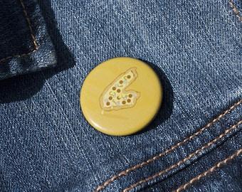 Cape Breton Pizza Pin   Pins & Pinback Buttons