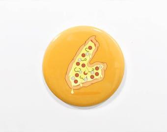 Cape Breton Pizza Magnet   Fridge Magnets