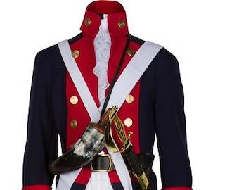 American Revolutionary War Children's Continental Army Uniform