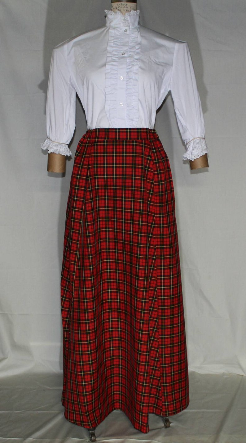 Victorian Costumes: Dresses, Saloon Girls, Southern Belle, Witch 19th Century Victorian Ladies Costume $77.97 AT vintagedancer.com