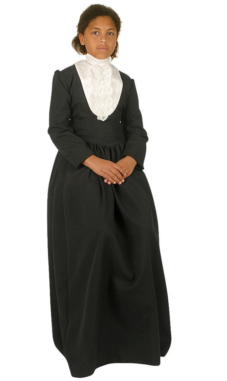 fc92d28046e0 Girls Harriet Tubman Costume - Black History Figures of America - 19th  Century   American Civil War Clothing for Children