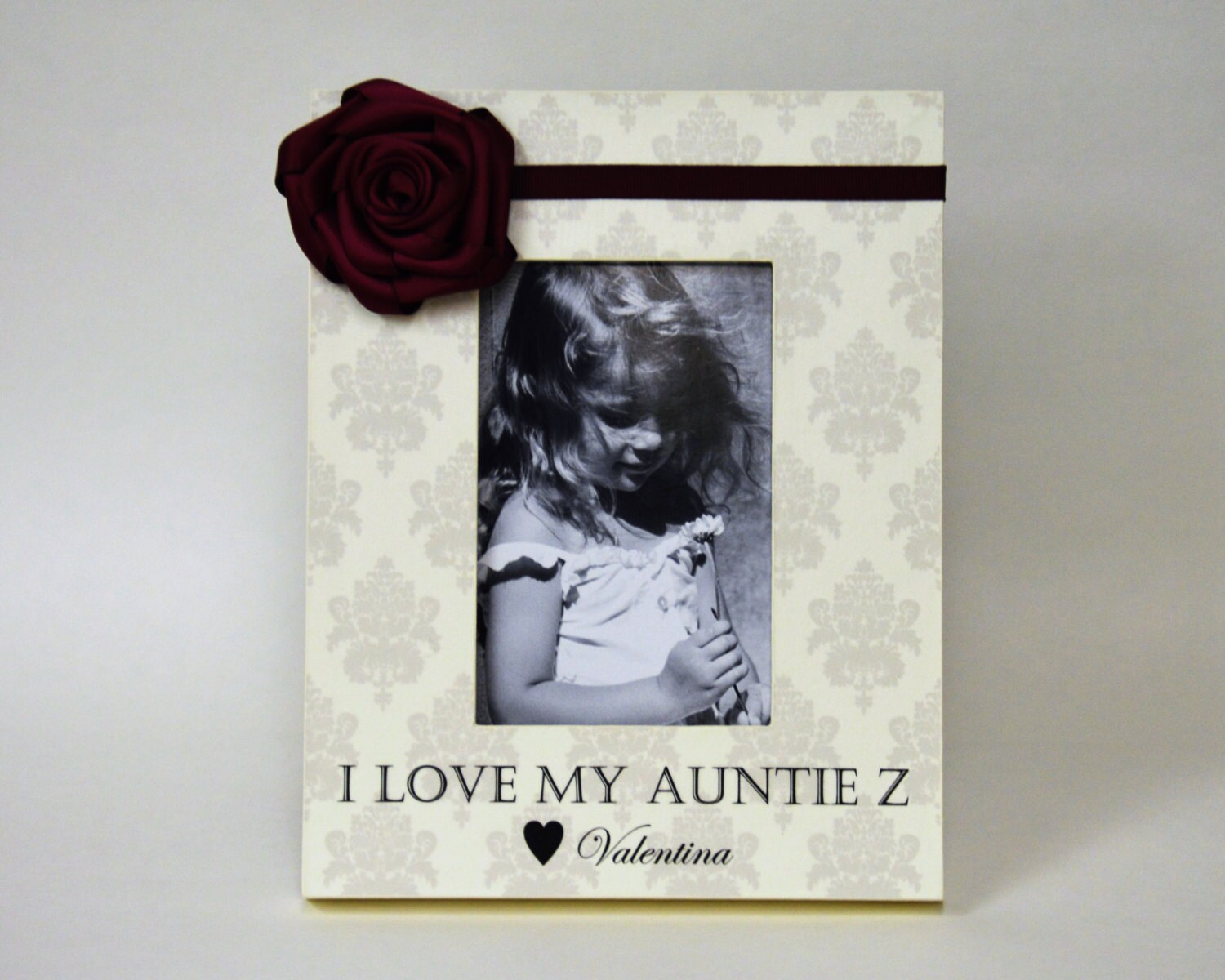 Personalized Aunt Gift Picture Frame I Love My Auntie Ideas