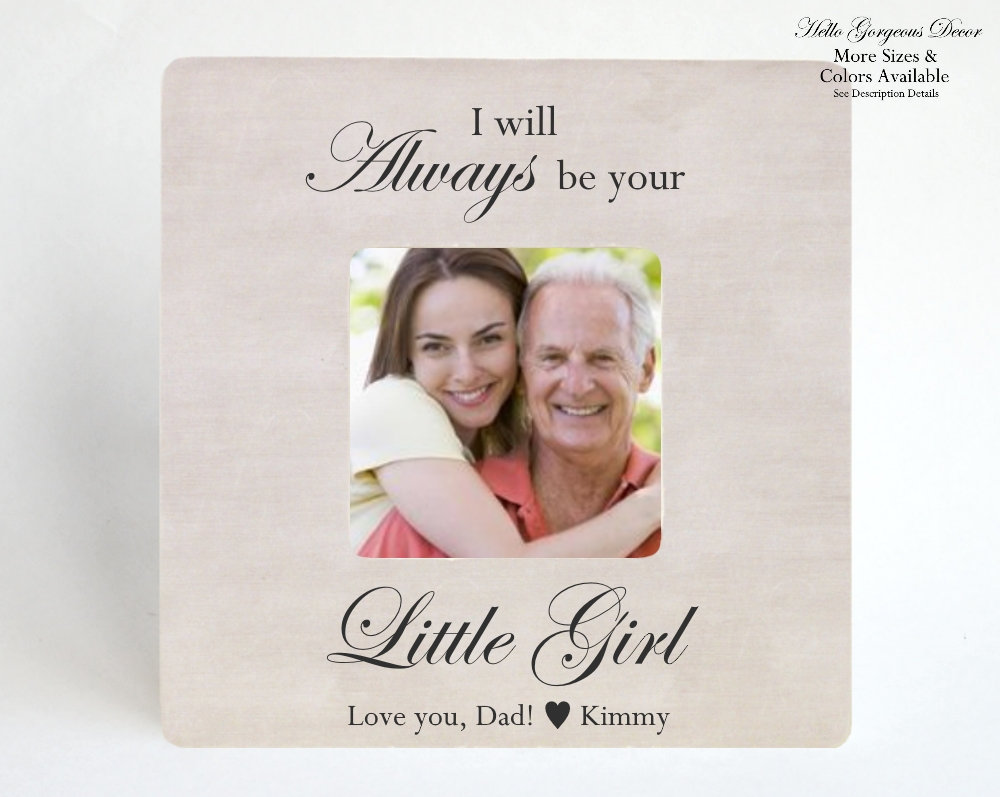 Father\'s Day Gift for Dad from Daughter - PICTURE FRAME ...