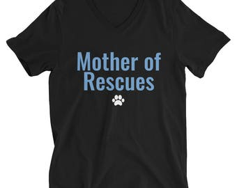 Mother of Rescues Tee
