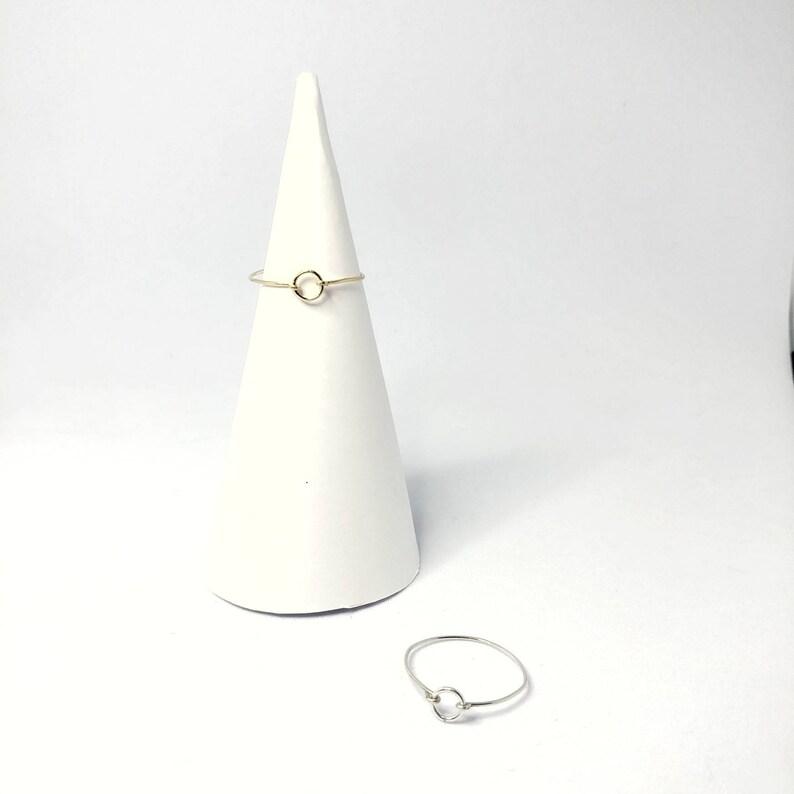Simple Circle Ring image 0