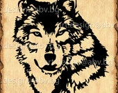 Vector WOLF, AI, PNG, eps, pdf, svg, dxf, jpg Download, Digital image, graphical, dhole, animal, discount coupons