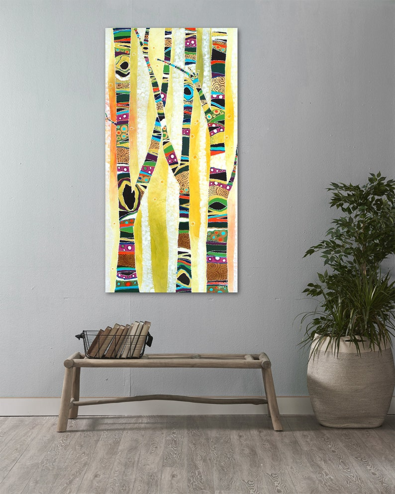 Abstract Wall Art Top Selling Home Decor Colorful Art image 0