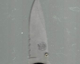north american wildlife stainless knife