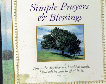 simple prayers of blessings