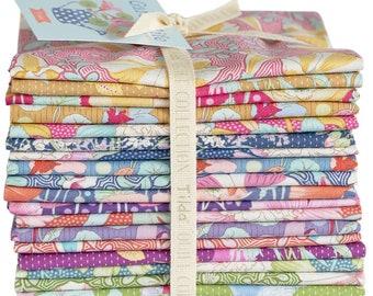 Tilda Fabric - Garden Life - A Fat Quarter Bundle 20 Pcs (Cut in our Shop)