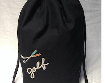 Golf Accessory Bag - Sticks